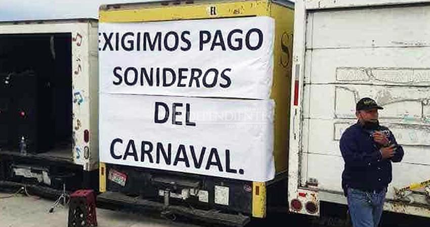 Sonidero de La Paz falleció esperando su pago por el carnaval 2020