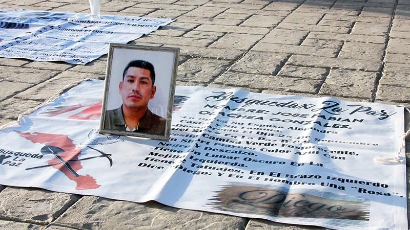 Familiares de desaparecidos en BCS dicen no ver avance en sus investigaciones