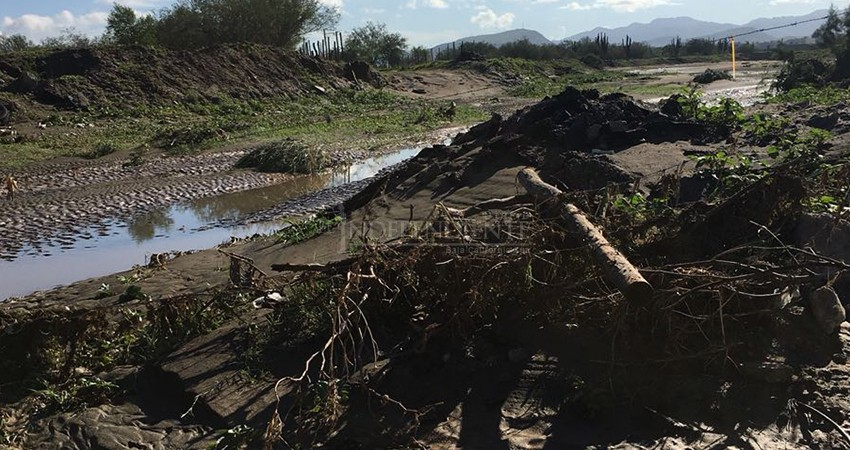 Es responsabilidad ciudadana denunciar asentamientos inundables: Canadevi