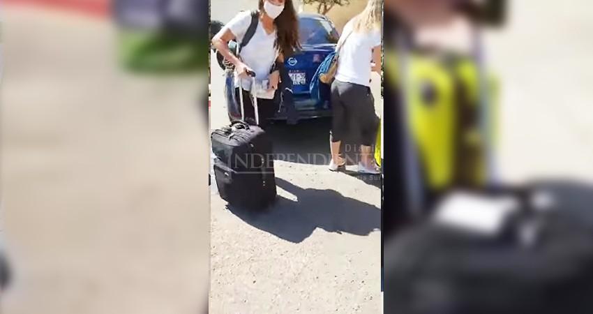 Continúan las afectaciones a turistas a causa de la cacería contra Uber