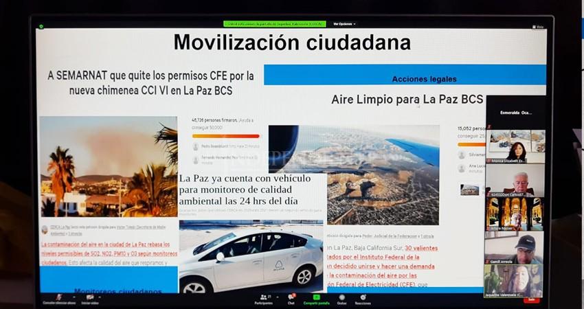 En 2020, La Paz tuvo 3 meses de contaminación intensa: CERCA