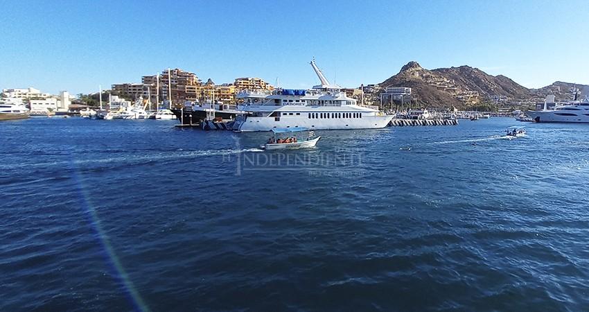 El turismo local mantiene a flote la industria náutica de Los Cabos