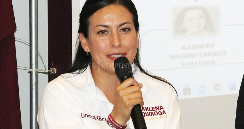 La Paz tendrá una gran presidenta municipal: Mario Delgado