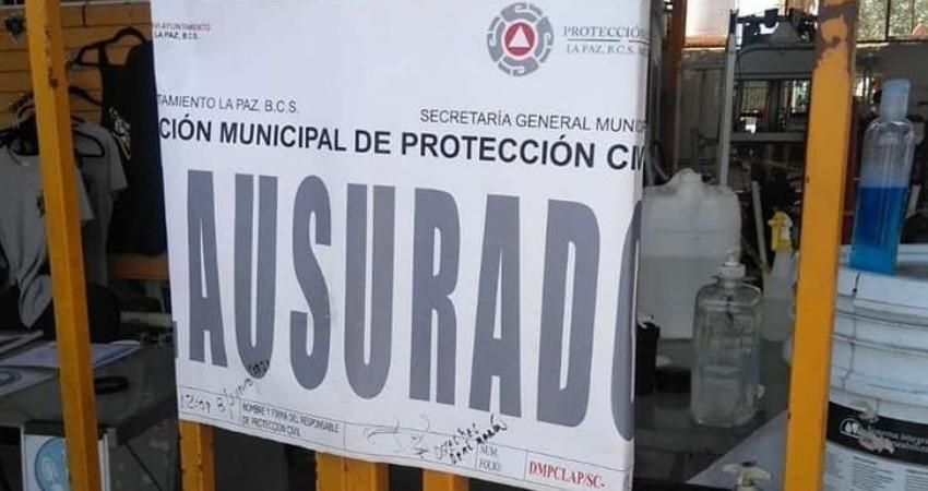 Clausuran un primer gimnasio en La Paz; deberá pagar una multa