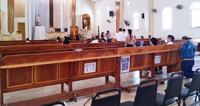 Disyuntiva: Gobierno del Estado permite la operación de iglesias, el Ayuntamiento no
