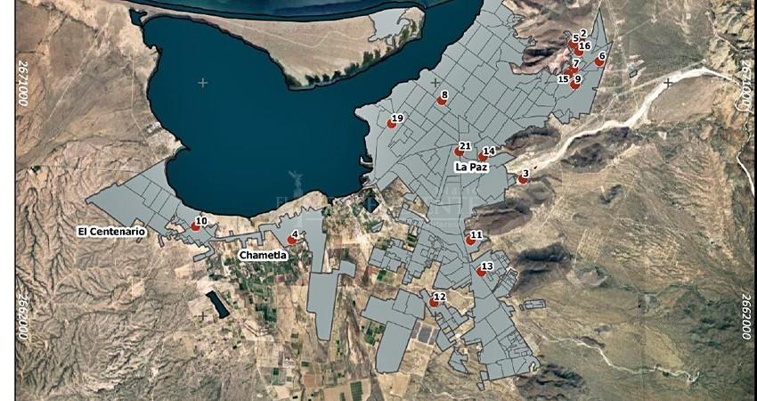 Más de 5 mil personas en La Paz dependen de pipas para abastecerse de agua