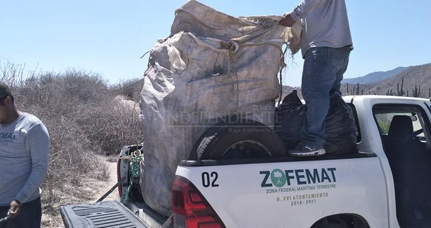 Apertura de playas en La Paz es supervisado: Zofemat