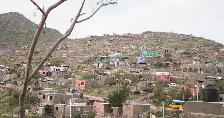 El 8% de la población se encuentra en situación de riesgo ante huracanes