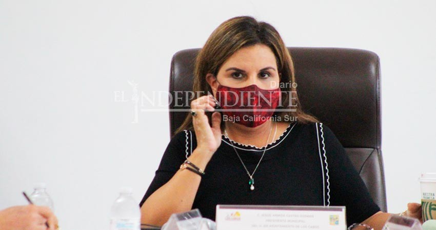Se tuvo que recurrir a una demanda en contra de quien ordenó e hizo la obra del teatro en SJC: Armida Castro