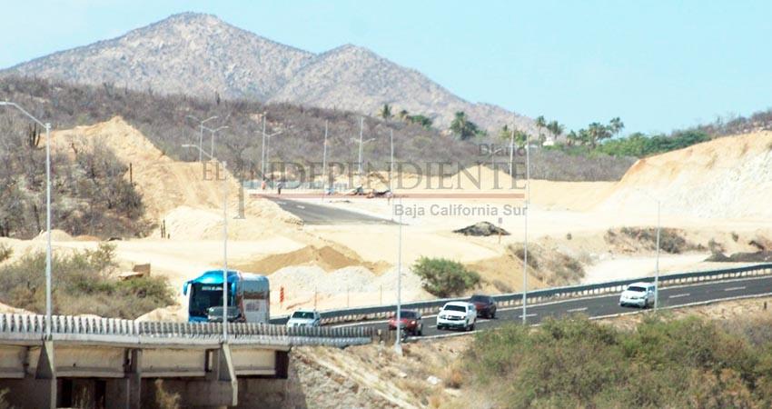 Obra para la modificación del tramo carretero lleva avance del 90 %, tiene permisos: Desarrollo Urbano