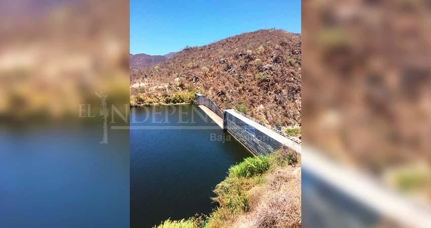 Presas de agua de Los Cabos al límite de su capacidad