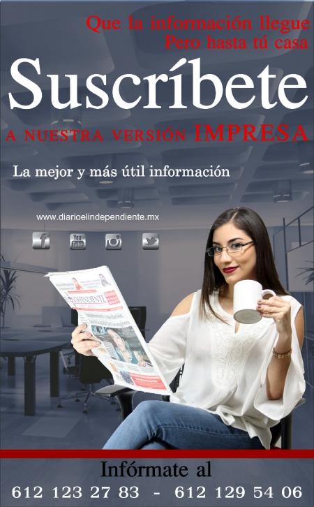 suscripcion edición impresa