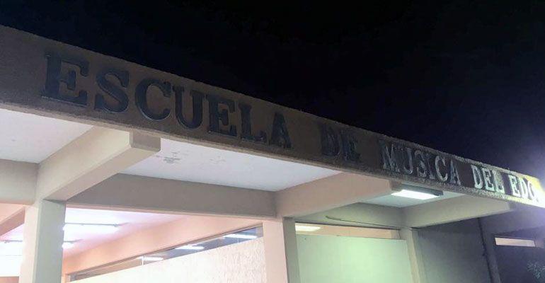 Molestos los docentes de la Escuela de Música; piden apoyo del Gobierno Estatal