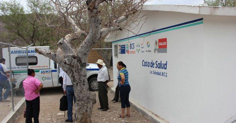 Serán mejoradas las condiciones de operación de 83 Casas de Salud