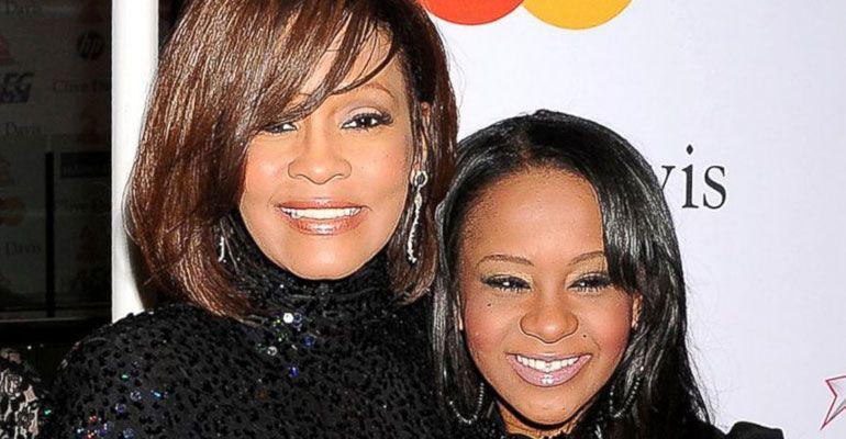 La hija de Whitney Houston, en estado de muerte cerebral