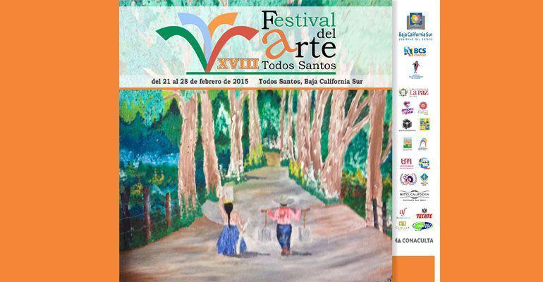 Se suma el ISC al festival del arte de todos santos