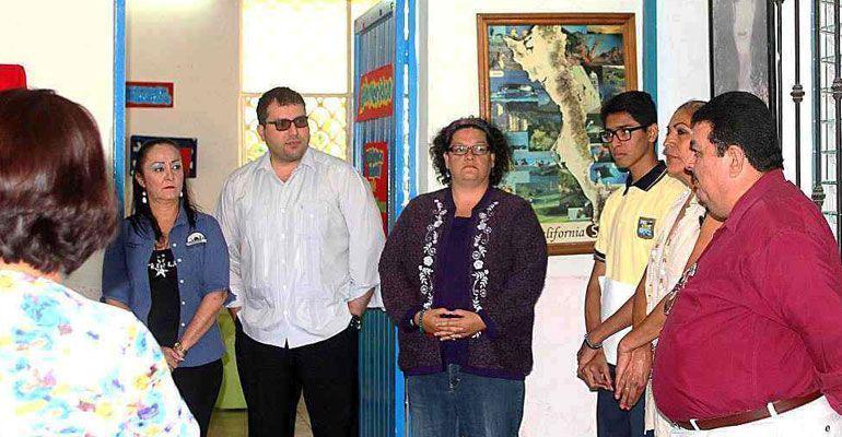 Remodelan la biblioteca pública de Todos Santos