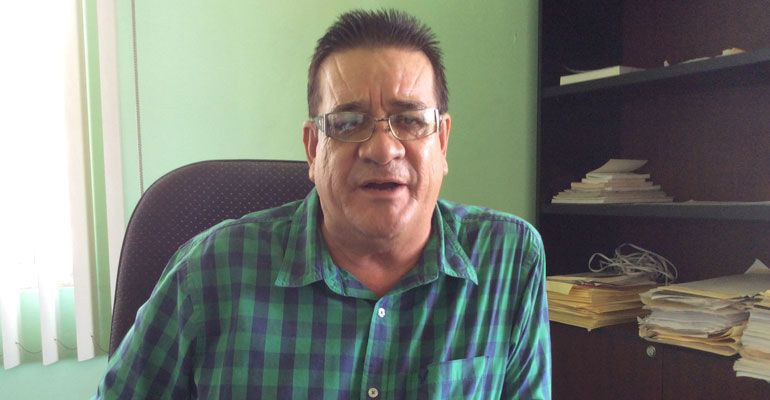 Niega Alfredo Porras acuerdos políticos con Ricardo Barroso