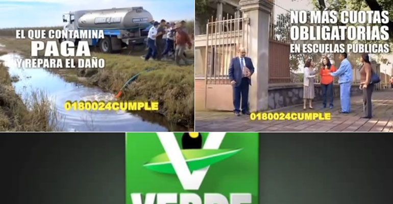 Aprueban en INE multa de 35 mdp al Verde por spots