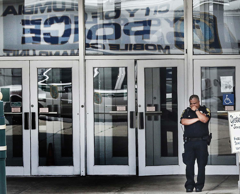 Detienen a sujeto que asesinó a policía en Carolina del Sur
