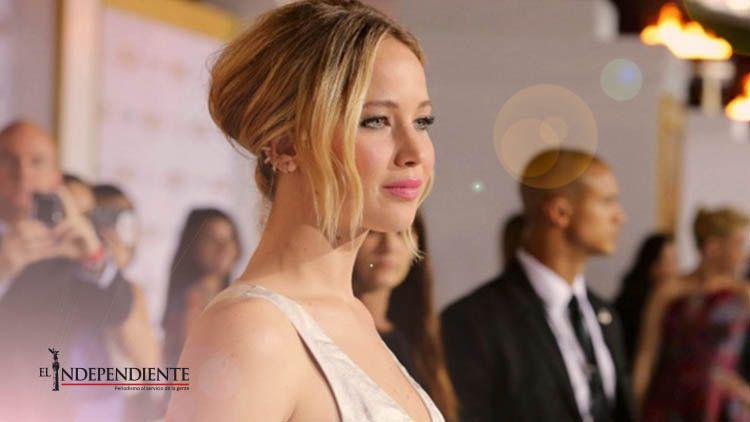 Si gana Trump sería como el fin del mundo: Jennifer Lawrence