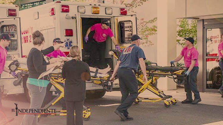 Tiroteo en Oregon deja 10 muertos