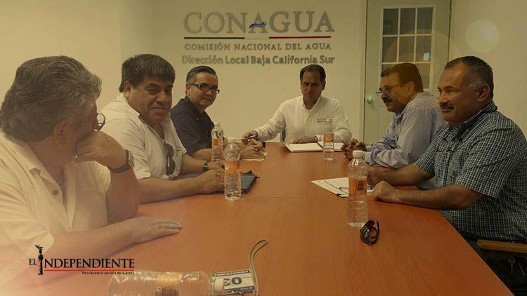 Restablecen acuerdos de trabajo CMIC y CONAGUA