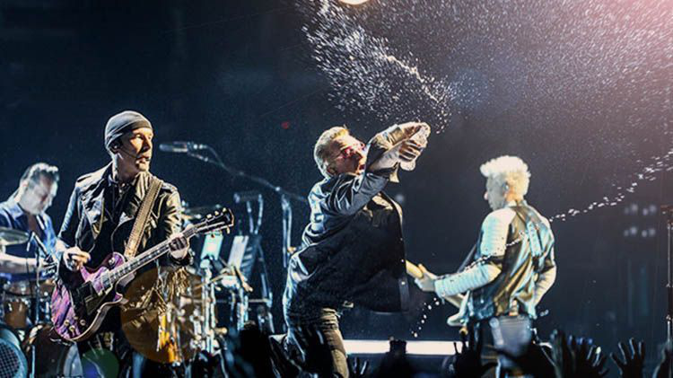 Sale el tráiler de la película de HBO sobre U2