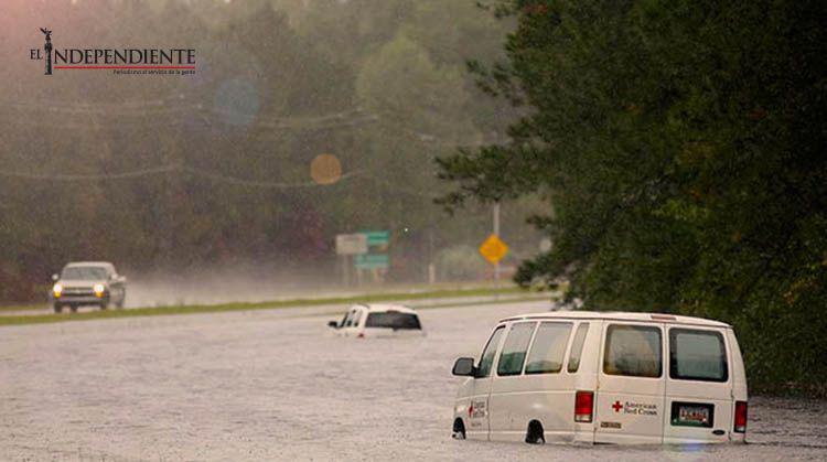 Lluvias por huracán 'Joaquín' dejan 11 muertos en EU