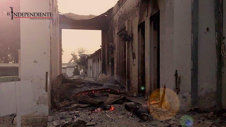 Obama ofrece disculpas por ataque a hospital en Afganistán