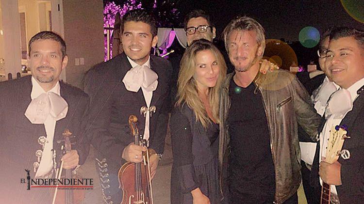 Kate del Castillo y Sean Penn, de fiesta en Guadalajara