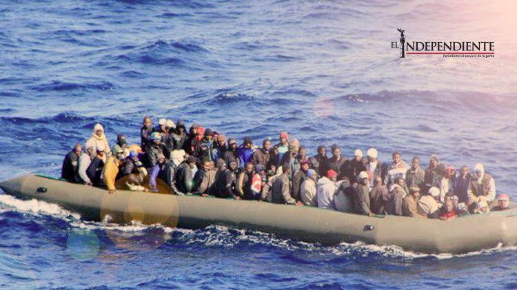 Casi tres mil migrantes han perecido en el Mediterráneo en 2015: OIM
