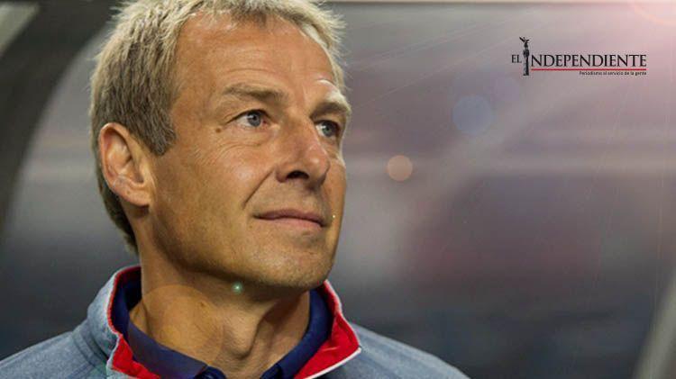 Rivalidad EU-México es de las mejores en el mundo, dice Klinsmann