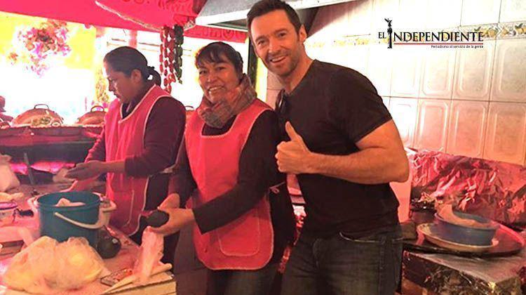 Hugh Jackman cumple su antojo en La Marquesa