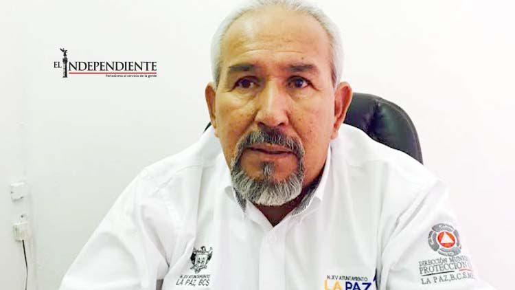 Protección Civil Municipal se encontraba en un estado deprimente: Director