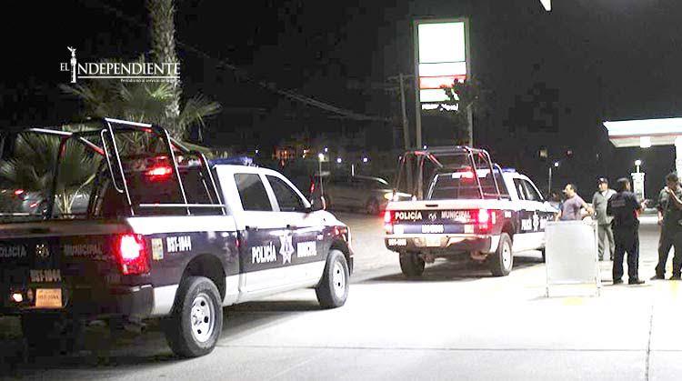 De nueva cuenta asaltan a mano armada una gasolinera en Los Cabos