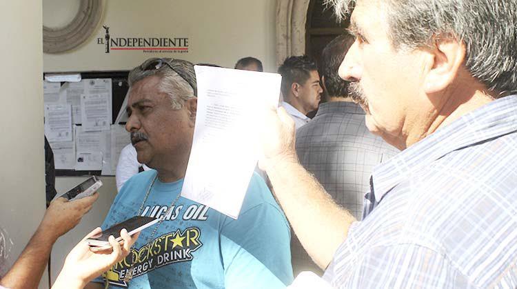 Por inconsistencias, impugnan resultado de elección a delegado en Miraflores