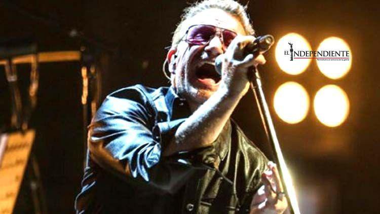 U2 cancela presentación en París tras atentados