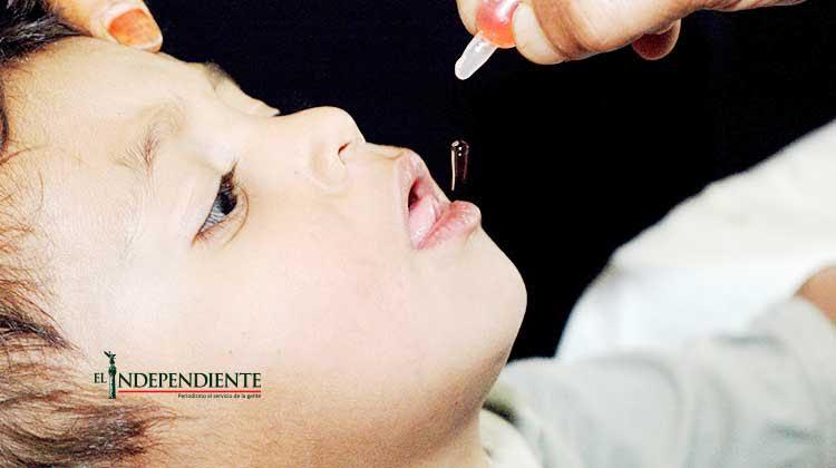 Desde 1983, BCS está libre de Polio; el último caso fue en Los Cabos
