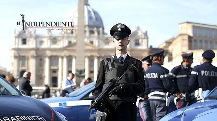 FBI alerta a Italia de atentados en Plaza de San Pedro y Milán, revelan
