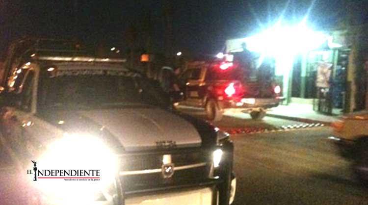 Se registra otro asalto a mano armada en CSL