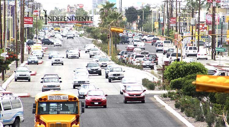 Imposible metrobús para La Paz; proponen el Sistema Integral de Transporte Urbano