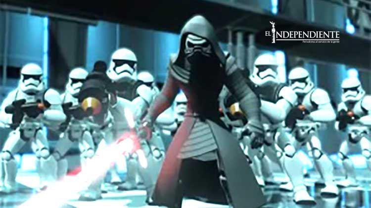 Lanzan trailer del videojuego 'Star Wars 7'