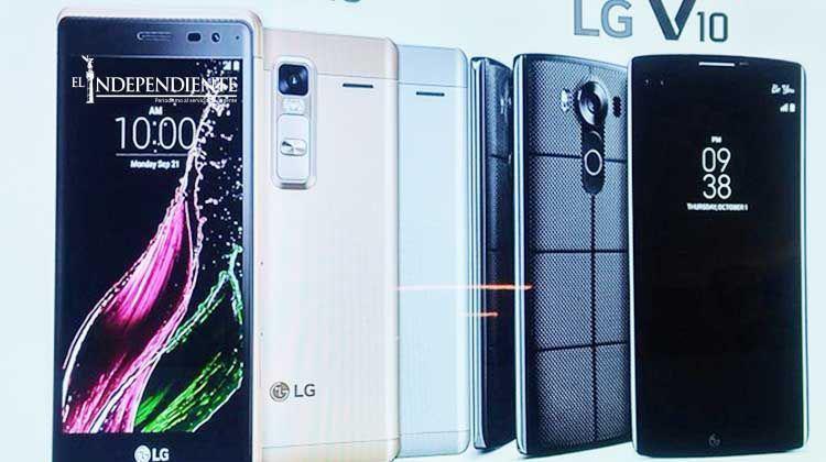 LG trae a México su smartphone con dos pantallas