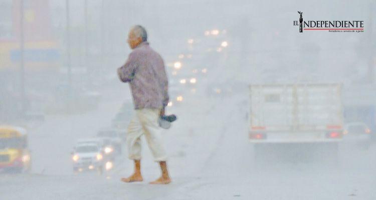 Se intensifican precipitaciones en Los Cabos