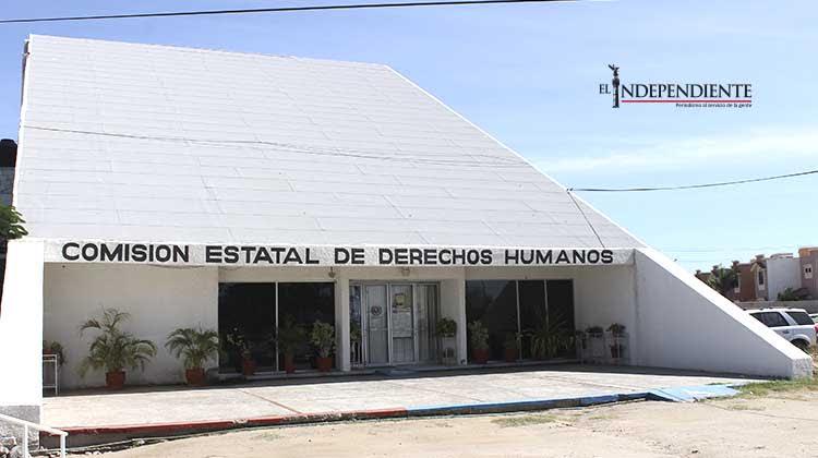 Impera desorden administrativo en la CEDH y OOMSAPA de La Paz y Loreto