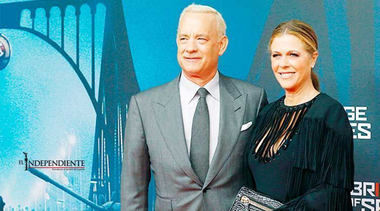 Esposa de Tom Hanks gana batalla contra el cáncer