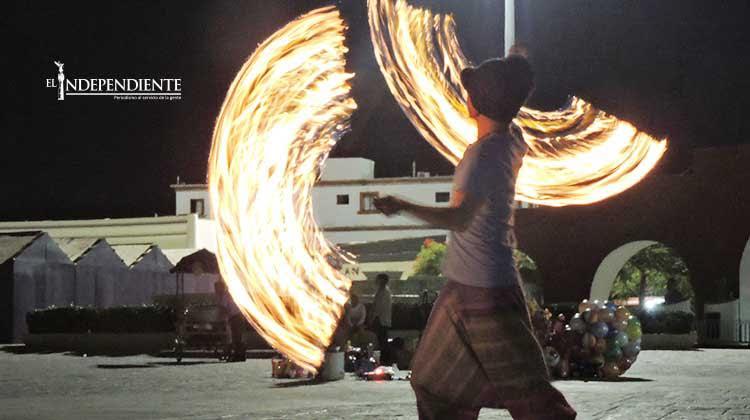 "Concluye con éxito 2do Festival Nacional de Artes Escénicas Urbanas ""Pa'h la Calle 2015"""