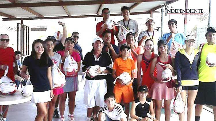 Lanzan la convocatoria para el Torneo de Tenis del Pavo 2015