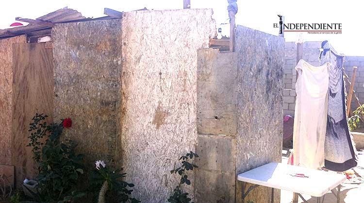Inminente el desalojo de al menos 300 familias en el predio La Ballena
